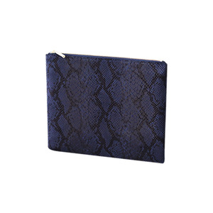SQUARE CLUTCH - NAVY