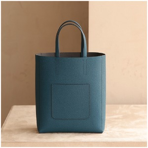 POCKET MINI BUCKET - PEACOCK BLUE